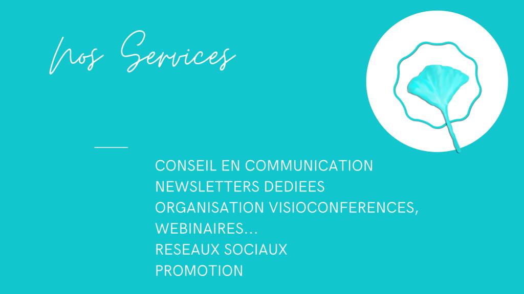 CONSEIL EN COMMUNICATION(1)
